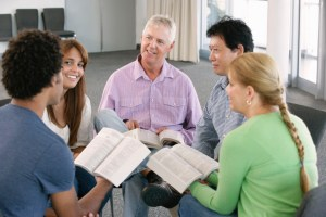Discipleship Devotional Study Guide - Promises - Day 43 - Luke 24: 45-49 - Opened Their Minds - Growing As Disciples