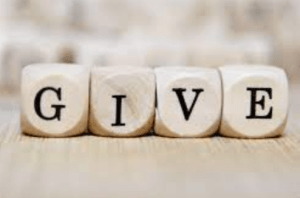 The Compassionate Life - Day 266 - Luke 6-37-42 - Give And It Will Be Given - Growing As Disciples