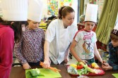 Classroom Gardening & Cooking Program