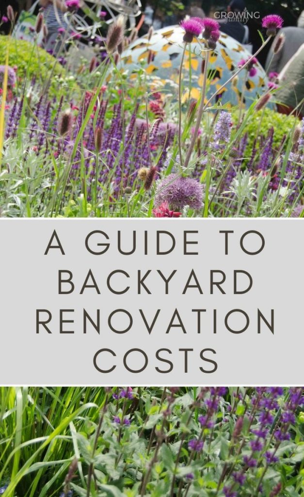 Backyard renovations: how much do they cost? - Growing Family on Backyard Renovations Cost id=81590