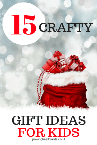 Crafty Gifts Ideas for Christmas