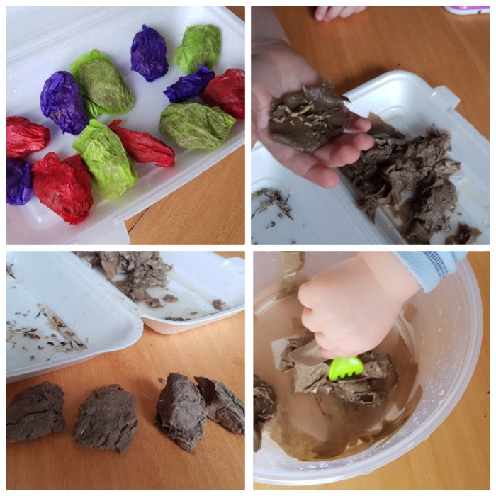 SEED BOMB perfect kids garden craft