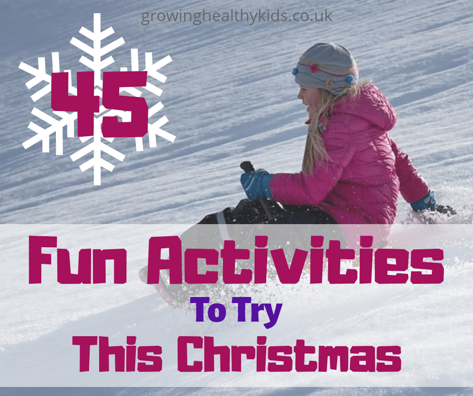 Fun activities to keep your kids entertained during the winter season