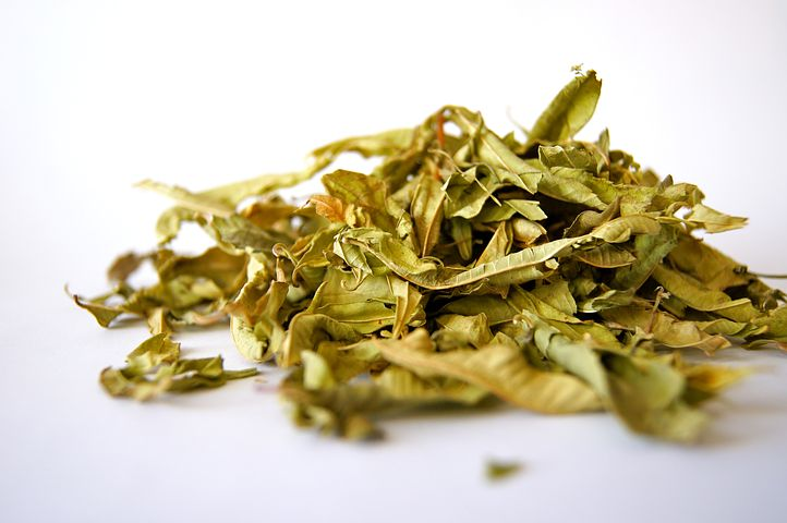 dried herb teas are a good choice