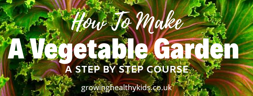 Vegetable garden course