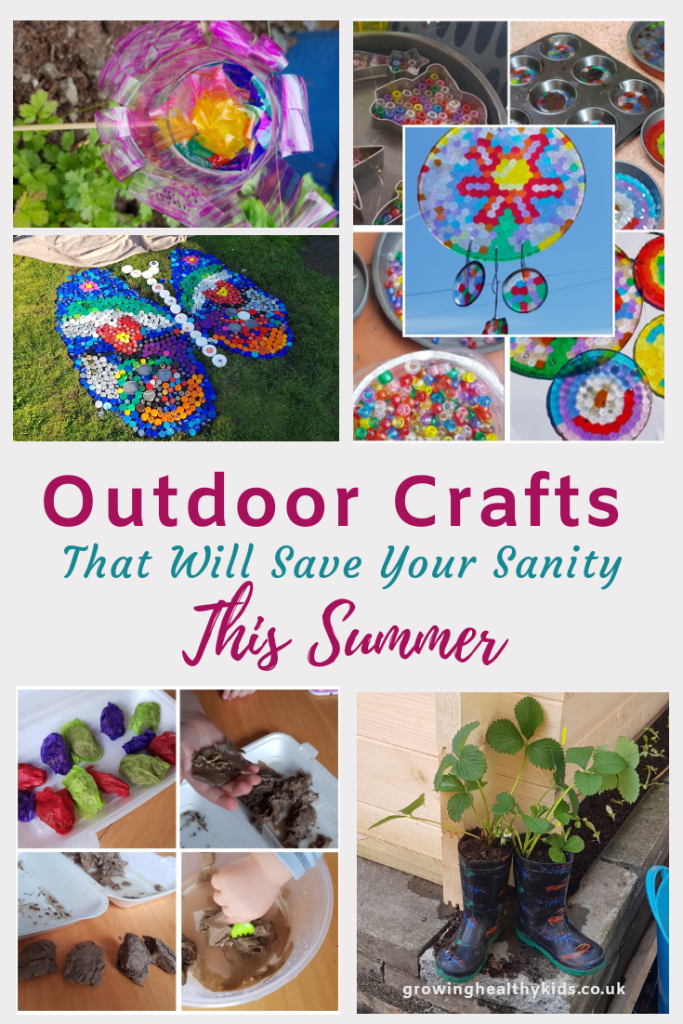 Fantastic back yard crafts and activities to do with your kids. With these Diy crafts you can have fun with outdoors in Spring, Summer or Fall