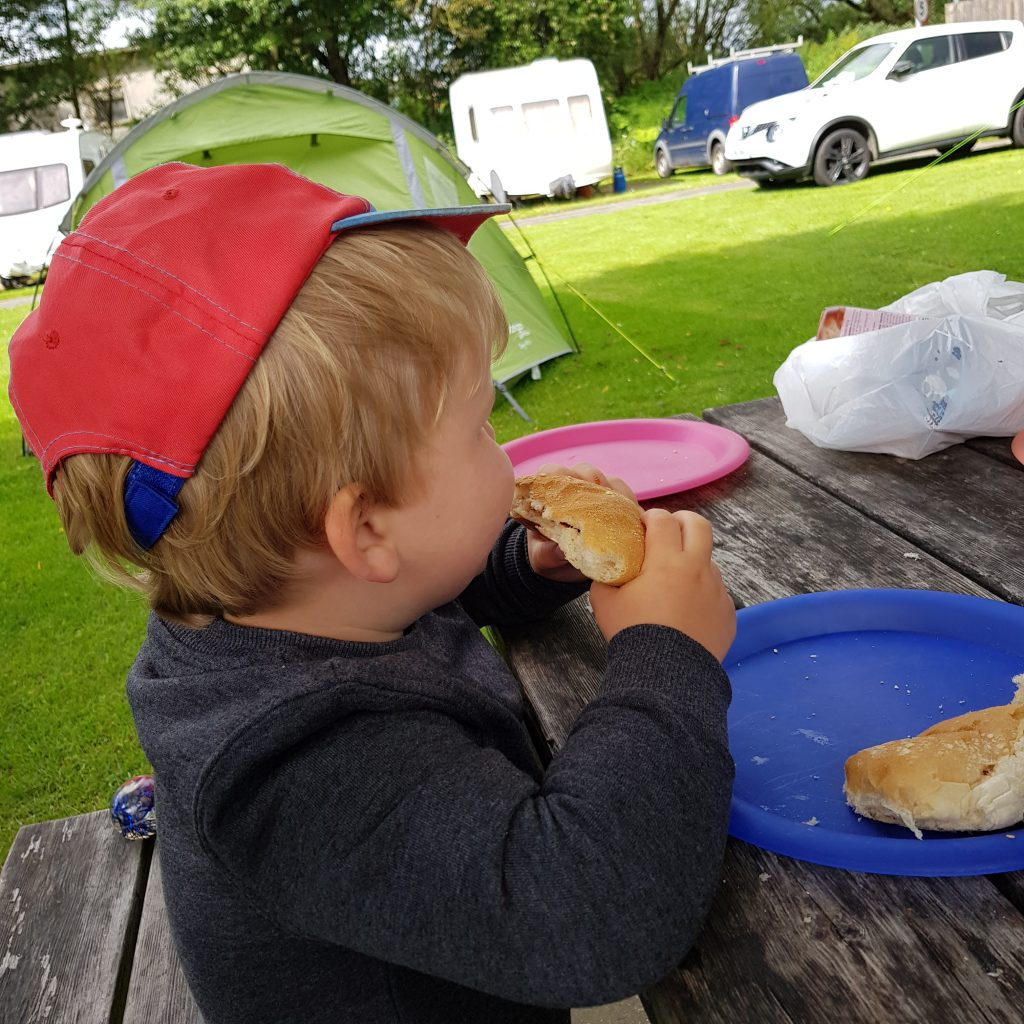 Camping essentials when planning your 1st  trip. Great hacks from our experience. From tent, to food to games. Essentials for camping with kids for the 1st time. From what tent to sleeping gear, set up and things to take for toddlers. A great list of ideas and hacks, food and there is even a printable checklist