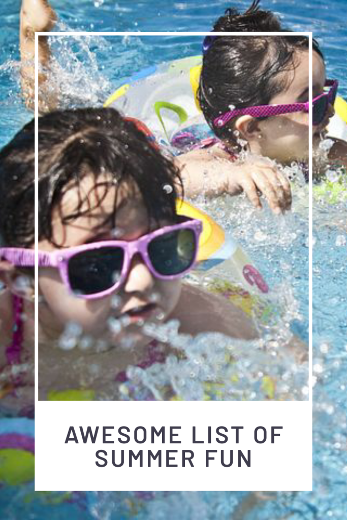 Summer survival tips for parents. How to keep kids busy over summer