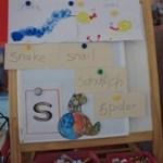 Letter S: Zoophonic, Sammy Snake