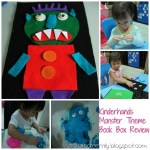 Product Review – Kinderhands Monster Theme Book Box