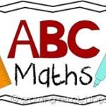 Free ABC Maths Printables