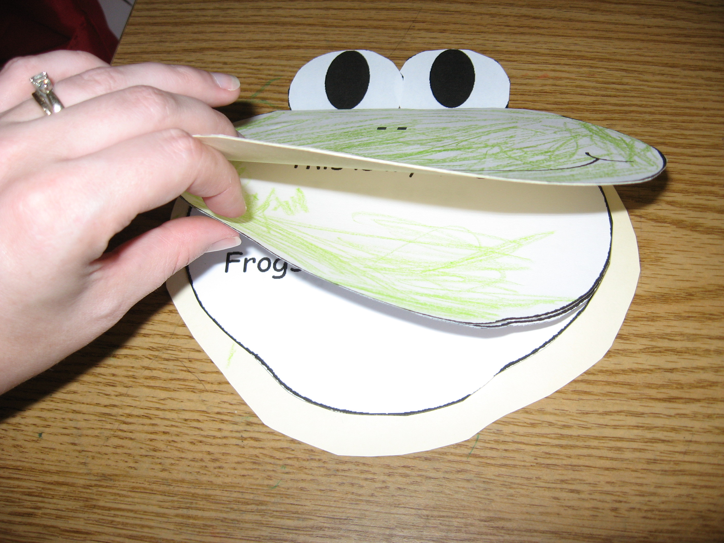 Nature Study Frog Books Growing In Grace