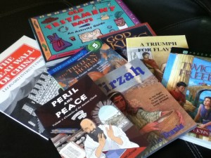 Tapestry of Grace read-alouds