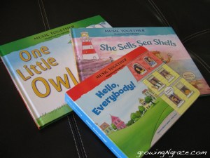 Music Together Singalong books review