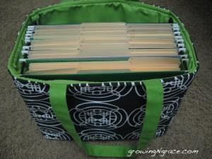 Homeschool Organizing lesson plans