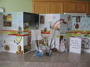 Tapestry of Grace unit celebration