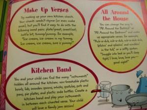 All Around the Kitchen activities