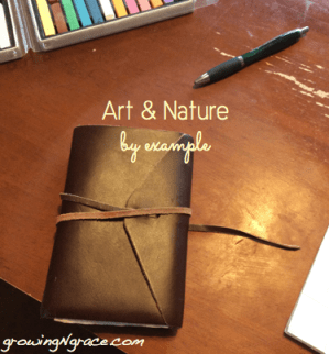 Art and Nature by example