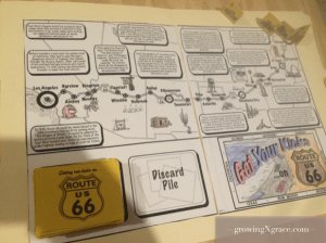 (file folder game from Homeschool in the Woods Time traveler pack)