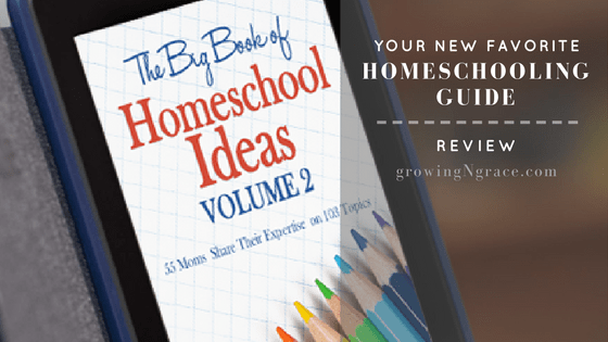 homeschooling guide | answers to homeschooling questions | Big Book of Homeschool Ideas | iHomeschoolNetwork