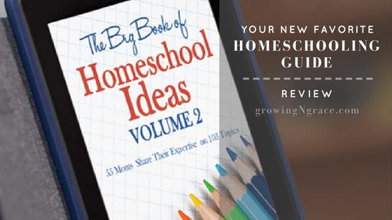 homeschooling guide | answers to homeschooling questions | Big Book of Homeschool Ideas | iHomeschoolNetwork
