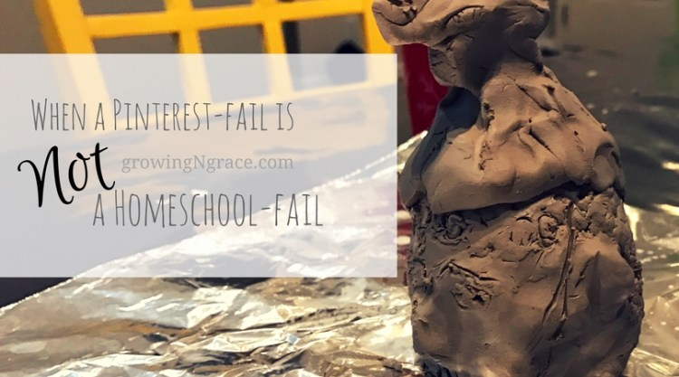 Learning is about discovery, not perfection. | homeschool success | imperfect progress
