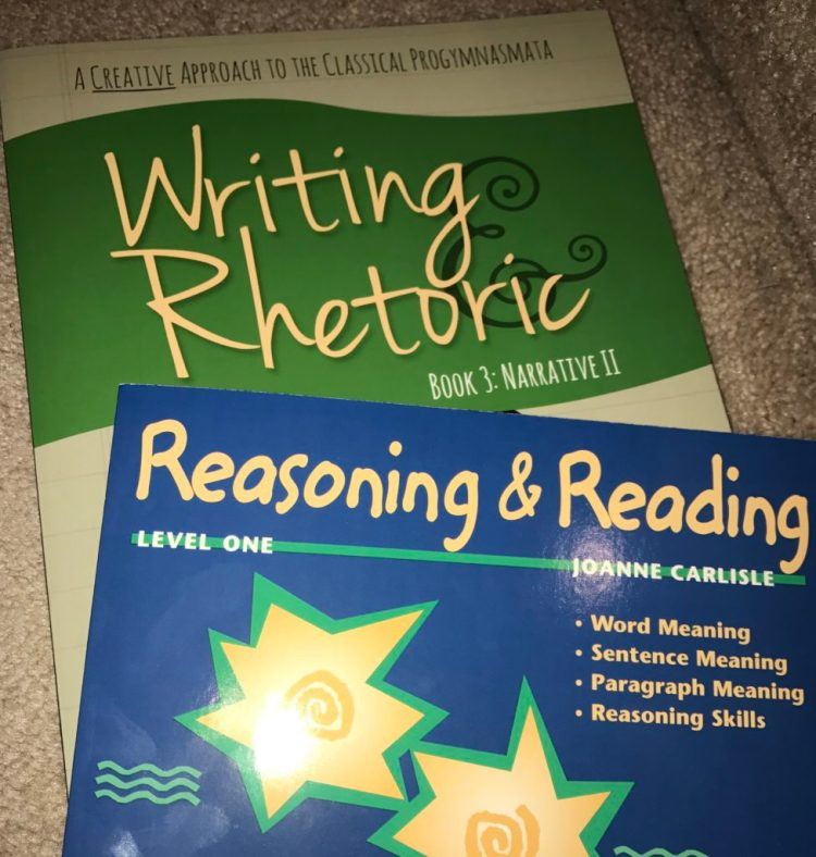 homeschool curriculum for 6th grade | classical academic press | writing and rhetoric