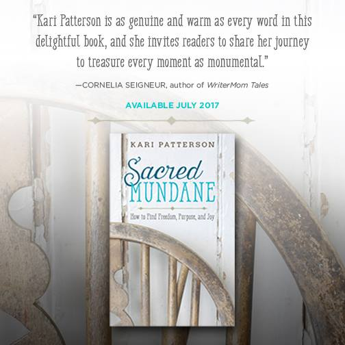 Sacred Mundane review   finding significance