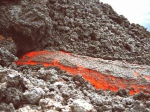 volcanic rock dust