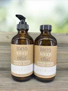 probiotic hand soap
