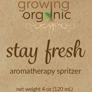 stay fresh aromatherapy
