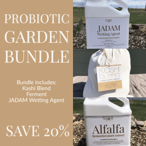 probiotic gardening bundle