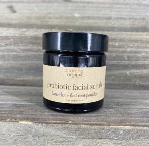Probiotic Facial Scrub