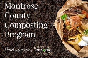 Montrose County Colorado Composting Program