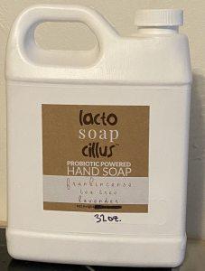 bulk refill probiotic soap