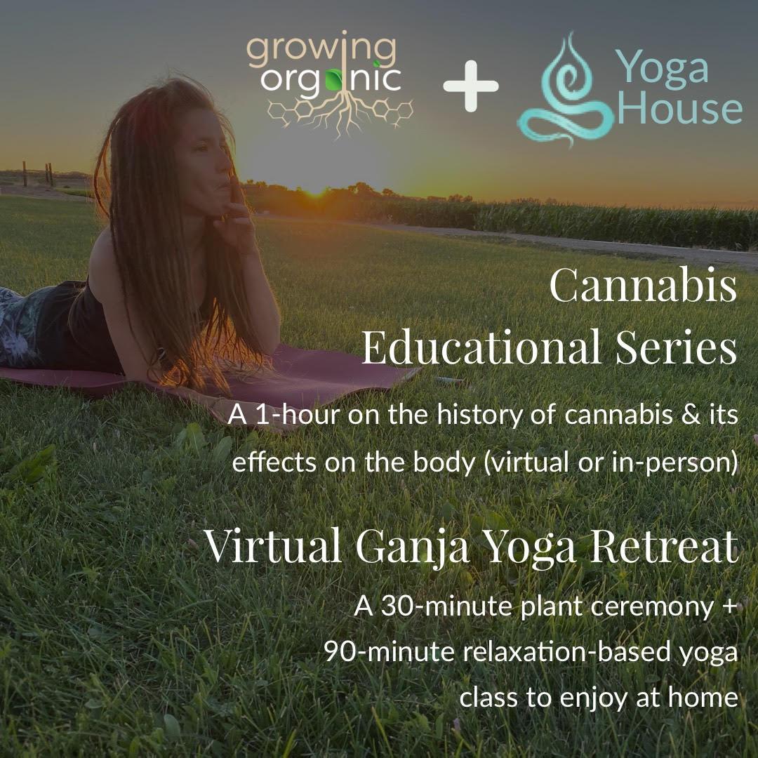virtual ganja yoga