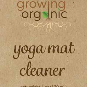 natural yoga mat cleaner