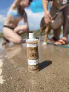 using castile as pet shampoo