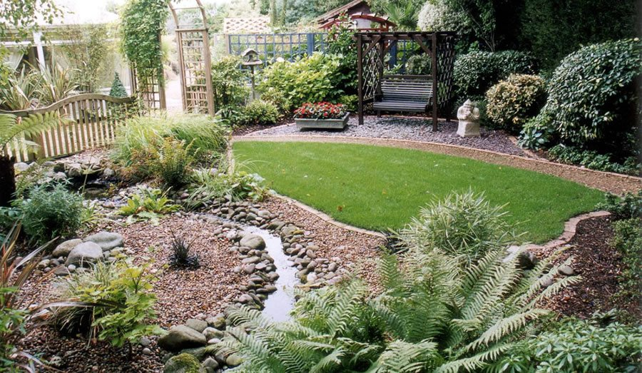 Small Gardens   Growing Plants and Gardening on Landscape Design Small Area id=97124