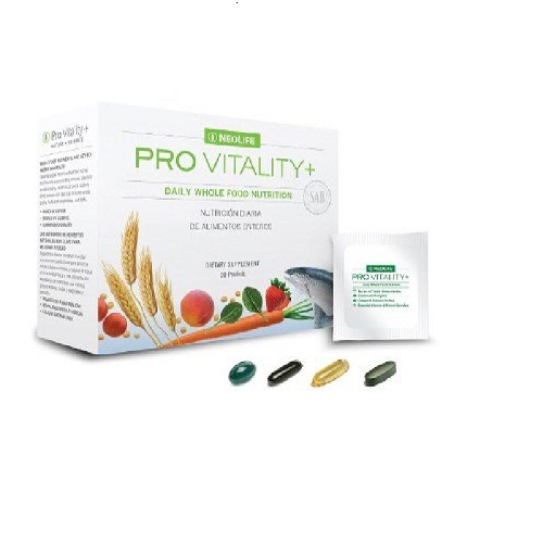 Neolife Provitality pack gt