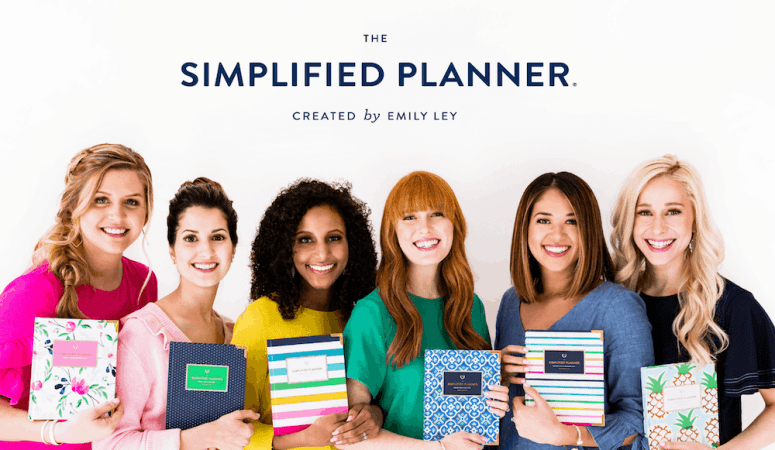 How to get the most out of your Simplified Planner