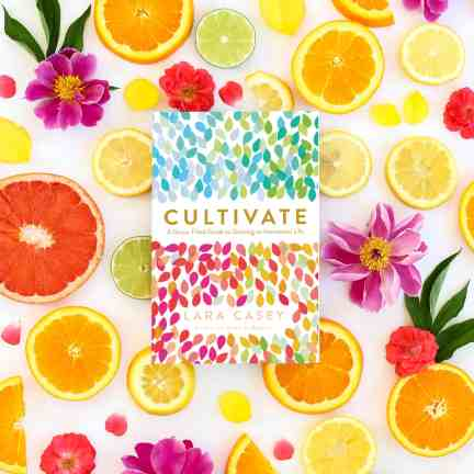 Cultivate by Lara Casey is a must read book for any mom who has felt like the chase for perfection isn't getting them the life they wanted. See my favorite takeaways from Cultivate!