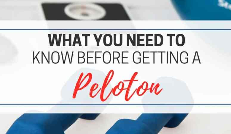 What you need to know before buying a Peloton: A Review