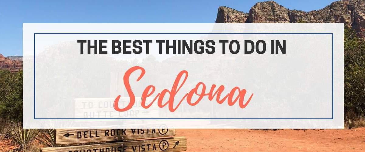 Things to in Sedona, Arizona