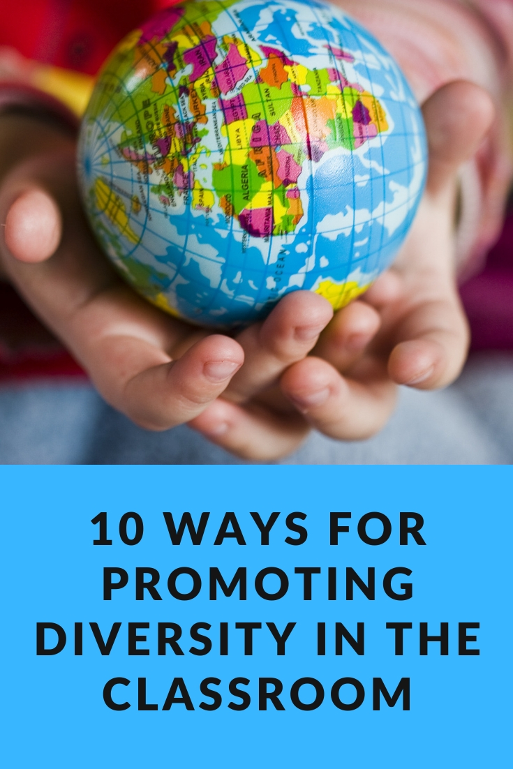 10 Promoting Diversity in the Classroom