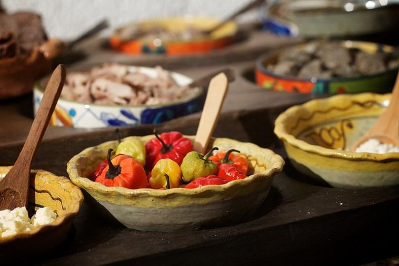 fiambre ingredients recipe Dia de los Muertos Guatemala