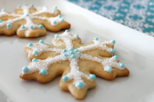 snowflake cookies FROZEN #shop