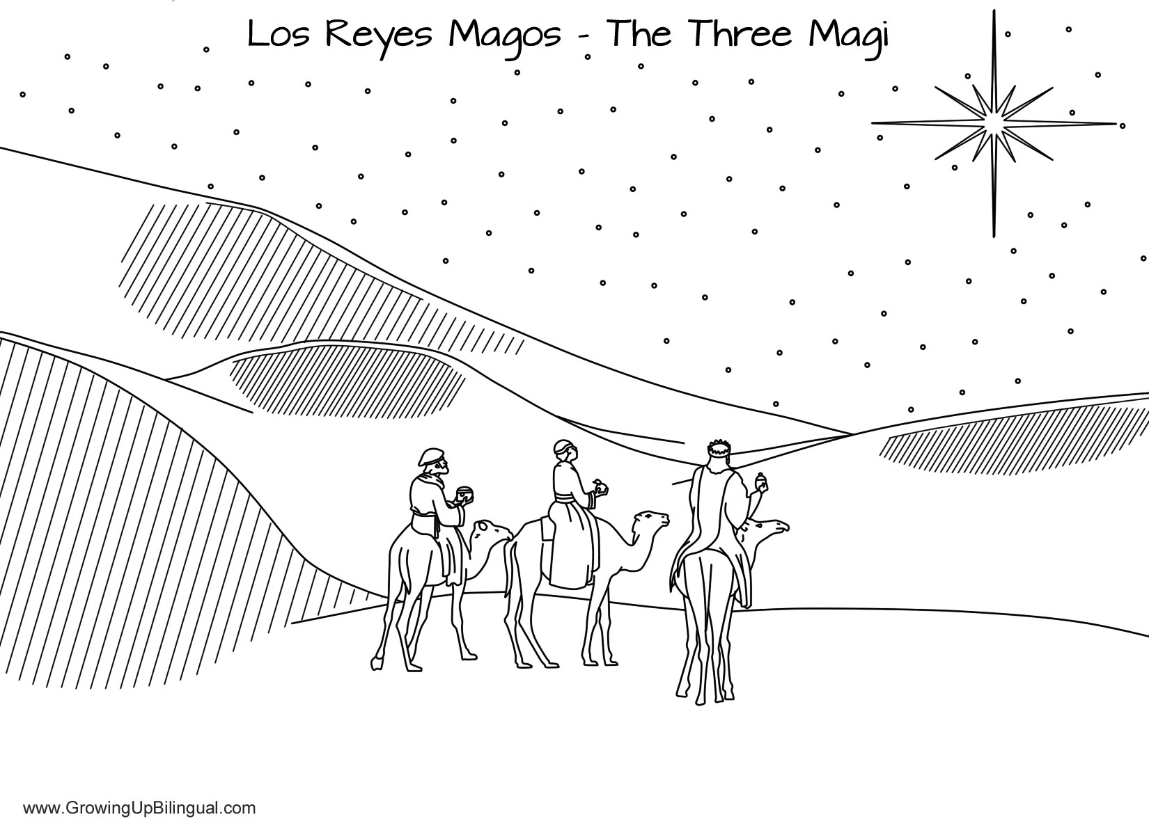 Dia De Los Reyes Three Kings Day Crafts And Activities