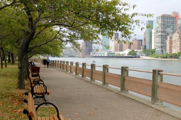 Roosevelt Island East Promenade