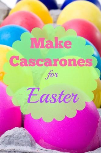 Make Cascarones